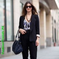 Street Style Spring 2012 in New York Fashion Week
