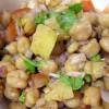 Aalo Chana Chaat Ramadan Recipe 2012