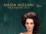 Shariq Textiles Eid Dresses of Nadia Hussain 2012