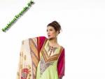 Al-Hamra Textiles Latest Eid Lawn Dresses 2012