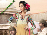 Brides Galleria Shalwar Kameez Collection 2012