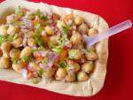 Channa Chat Ramadan Recipe 2012