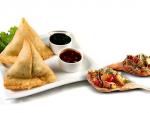Chinese Vegetable Samosa Ramadan Recipe 2012