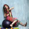 Saakh by Sabah Latest Girls Dresses 2012