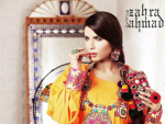Zahra Ahmed Latest Monsoon Collection 2012