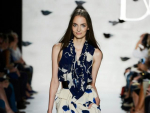 Diane Von Furstenberg RTW Spring 2013 Collection