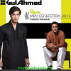 Gul Ahmed Men's Kurta Shalwar Collection 2012