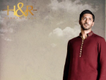 Hesham Raza Menswear Wedding Collection 2012