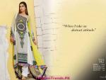Ittehad Textiles Fall Linen Women Collection 2012
