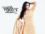 Warda Designer Winter Women Dress Collection 2012