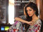 Bashir Ahmad Women Linen Range 2012