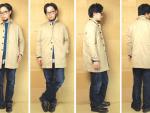 Cutting a Dashing Figure in winter wear for Men