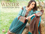 Firdous Women Winter Collection 2012