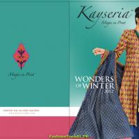 Kayseria Women Winter Collection 2012