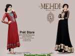 For Women 2012 Mehdi Party Wear Dresses