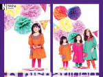 Nishat Linen Kids Winter Wear Collection 2012