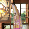 Sana & Samia Embroidered Cotton Collection 2012 by Lala Textile