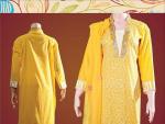 VS Textiles Women Winter Collection 2012