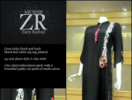 Zayn Rashid Women Winter Collection 2012-13