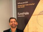 Imran Qureshi Won Artist of the Year Award in Germany