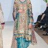 Saadia Mirza Fashion Collection at FPW 3 London 2013