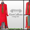 Ghani Textiles Latest Girls Winter Collection 2013