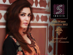 2013 Winter Discharge Print Collection by Shaista