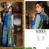 Fahad Hussayn Ittehad Textiles Lawn Collection 2013