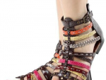 2013 Flat Sandals for Girls