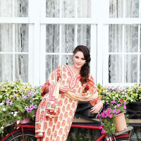 Warda Saleem Spring Lawn Collection 2013