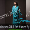 Waseem Noor Winter Collection 2013 for Women