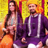 Atif Aslam & Sara Bhawana Mehndi Pictures & Video