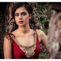 Erum Khan Bride Lehanga Designs 2013
