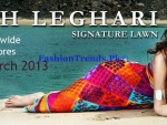 Farah Leghari Summer Lawn Collection 2013