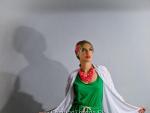 Khadi Pret/Shrug Dress Collection 2013