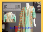Lawn Prints 2013 (Falunt' it Collection) by Junaid Jamshed