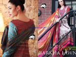 Moon Textiles Barkha Lawn Collection 2013