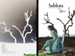 Subhata Collection 2013 By Shariq Textiles