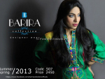 Barira Collection Women Summer Dresses 2013