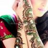 Fantastic Mehndi Designs 2013 by Miras Bridal Saloon