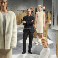 Calvin Klein Fall 2013 Dress & Accessories Collection