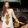 Firdous Embroidered Swiss Voile 2013