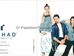 Crystal Lawn Collection 2013 by Ittehad