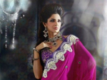 Natasha Couture Lehenga Sarees Girls Collection 2013