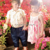 Outfitters Junior Kids Spring Wear Collection 2013