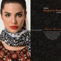 Sitara Textiles Mughal-e-Azam Women Lawn Collection 2013