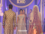 Teena by Hina Butt Collection at Pantene Bridal Couture Week 2013