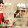 Zobi Fabrics Lehenga Sarees Girls Collection 2013