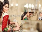 Zobi Fabrics Lehenga Sarees Girls Collection 2013