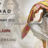 Julia Lawn By Ittehad Textile Mills for 2013